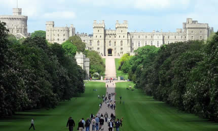 Tour Castillo de Windsor, Stonehenge y Oxford