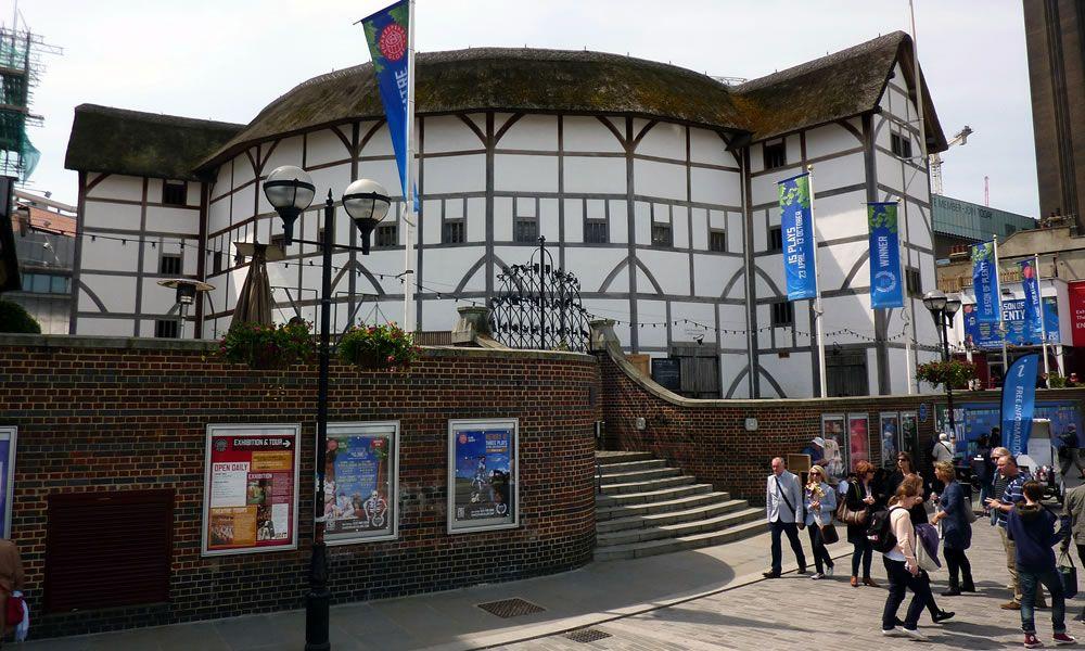 El globe theatre de londres amar londres el globe theatre malvernweather Image collections
