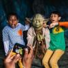 Star Wars en el museo de cera