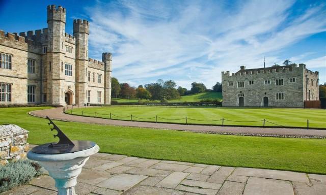 Excursión Castillo de Leeds, Dover y Canterbury desde Londres