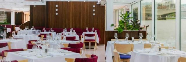 Londres de noche: crucero con cena por el Támesis | Gold Dinner
