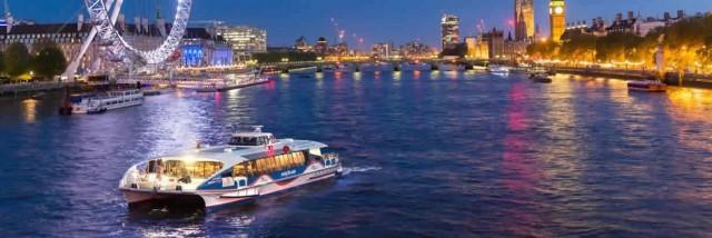 Londres: Pase turistico por el río Támesis