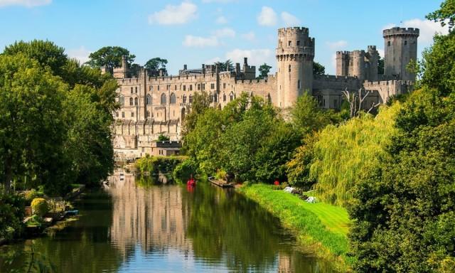 Excursión en español: Castillo de Warwick, Stratford, Oxford y Cotswolds